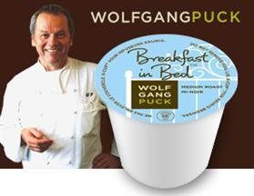 Wolfgang Puck Breakfast in Bed K-Cup Coffee 24 Count Box