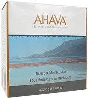 AHAVA Dead Sea Mineral Mud  four 8.5 oz packets