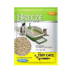 BREEZE Cat Refill Litter Pellets