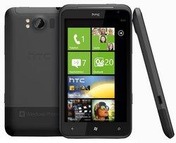 HTC Handy TITAN schwarz Windows Phone OS 7 Mango