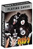 Kiss - Band - 52 Official Poker Size Playing Cards [Misc.]