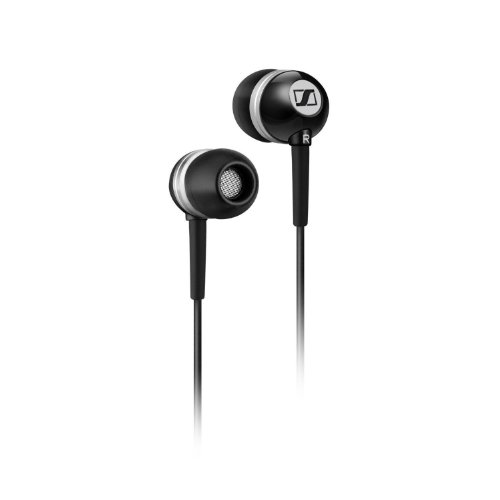 Sennheiser CX300 II Precision Auricolari In-Ear, Bass-Driven, Cavo 1.2 m, Nero