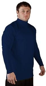 Buy Stromgren Polar Gear Long Sleeve Mock Turtleneck Shirt with 2-Ply Cloth by Stromgren