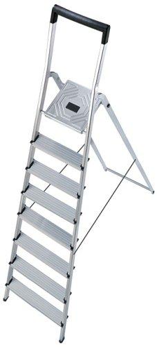 Aluminium Stepladders - 8 Step
