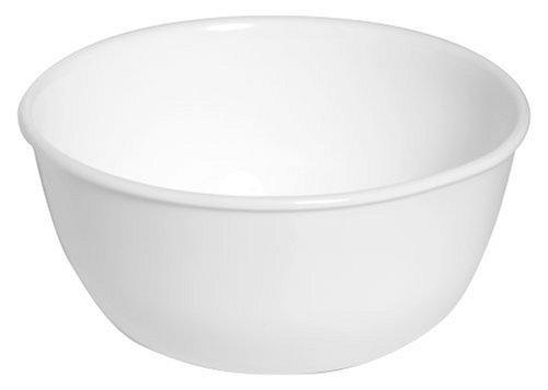 Corelle Livingware 28-ounce Super Soup/cereal Bowl, Winter Frost White Picture