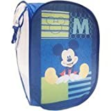 Disney Mickey Mouse Pop-Up Hamper by Disney Baby