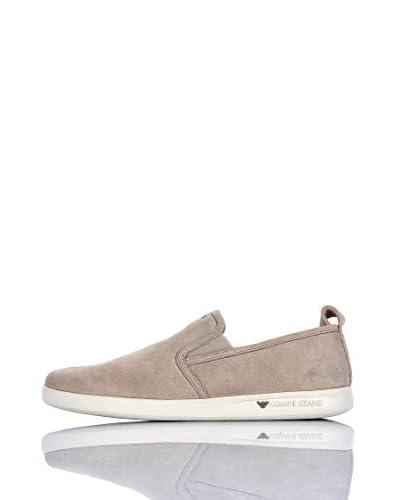 Armani Jeans Slip-On A6539-84 1P [Écru]