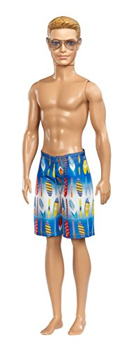 Barbie Beach Ken Doll - 1