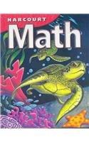 Harcourt School Publishers Math: Student Edition  Grade 4 2002