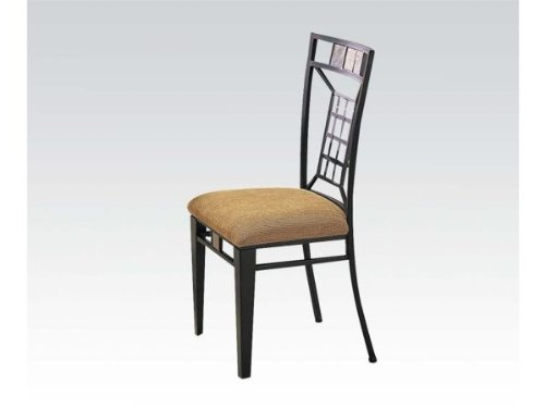 An error occurred.  sc 1 st  Google Sites & Acme Furniture 08286 SIDE CHAIRS - SET OF 2 - black Super Cheap ...