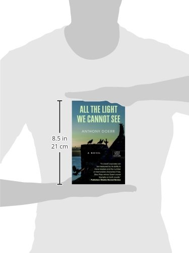 All the Light We Cannot See (Thorndike Press Large Print Reviewers Choice)