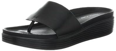 Donald J Pliner Women's Fifi Wedge Sandal,Black,5.5 M US