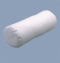 F006110 Pillow Cervical Positioning Jacki Dacrn Poly White 18x7