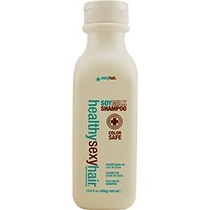 Sexy Hair Healthy Soy Milk Shampoo, 13.5 Ounce