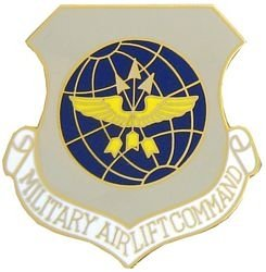 NEW Military Air Lift Command Pin