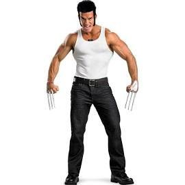 The Wolverine Adult Costume Kit with Accessories