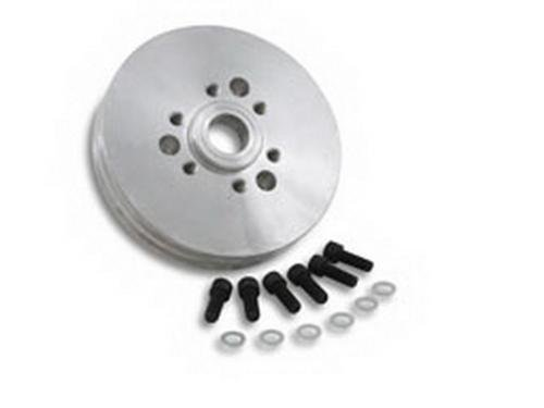 Weiand 7113Win 2V Accessory Drive Pulley Sbc/Bbc