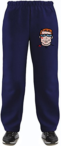 Dexter Morgan Labs Super Soft Kids Lightweight Jog Pants by True Fans Apparel - 80% Organic, Hypoallergenic Cotton & 20% Polyester - Casual & Sports Wear - Perfect Present 5-6 years