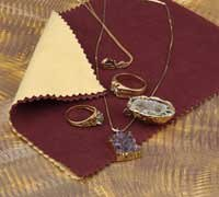 Jewelry Cleaning & Polishing Cloth