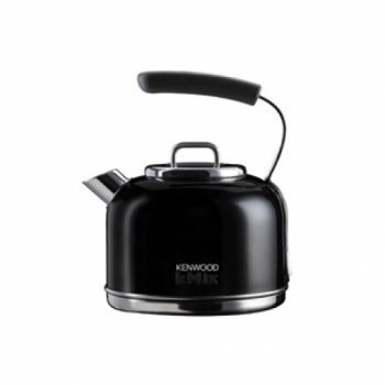 Kenwood Kmix SKM034 1.25 Litre Traditional Kettle, Peppercorn Black