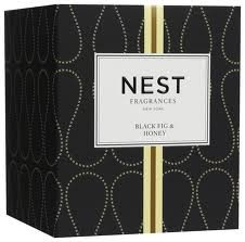 NEST Fragrances NEST01-FH Black Fig and Honey Scented Classic Candle