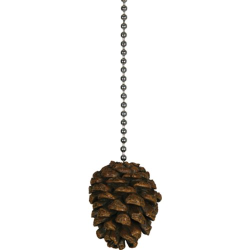 Rivers Edge Products Pine Cone Fan Pull (Log Cone compare prices)