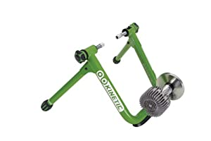 Kinetic Road Machine 2.0 Fluid Trainer, Green by Kinetic