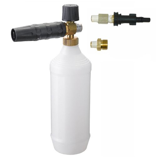 Best Deals! AR Blue Clean Foamer Cannon with 34oz Bottle & Blue Clean Fittings