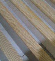 Bed base slats 5ft kingsize Solid Pine Base Slat Pack (12Pcs)