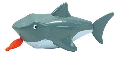 Navystar Pull String Bath Buddies - Shark Baby Toy - 1