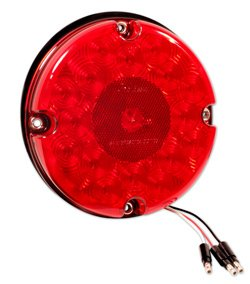 """Grote 53422 7"""" Red Turn Led Lamp"""