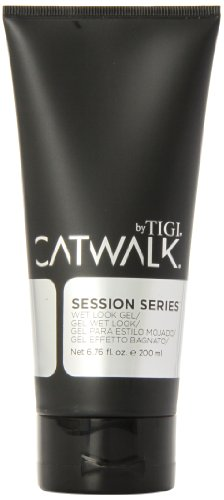 Tigi Catwalk Session Series Wet Look Gel, 6.76 Ounce (Wet Gel For Hair compare prices)