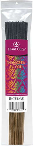 Dragon's Blood ★ Exotic Charcoal Incense Sticks ★ 185 Grams in Each Bundle ★ 85 to 100 Sticks ★ No Smokey Wood After Smell ★ Premium Quality ★ Smooth Clean Burn ★ Each Stick Is 10.5 Inches Long ★ Burn Time is 45 to 60 Minutes Each Stick ★ (Dragonsblood Resin compare prices)
