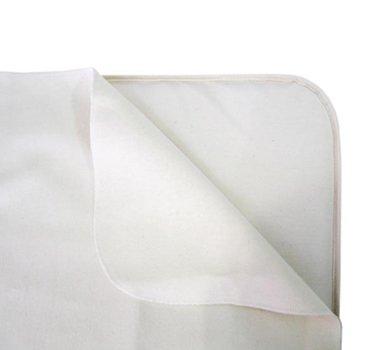 Organi Cotton Waterproof Flat Crib Protector Pad