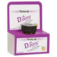 Twinlab Vit D3 1000 & K2 Dots, 3 pk (Twinlab Vitamin D compare prices)