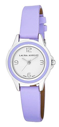 laura-ashley-womens-la31009pu-analog-display-japanese-quartz-purple-watch