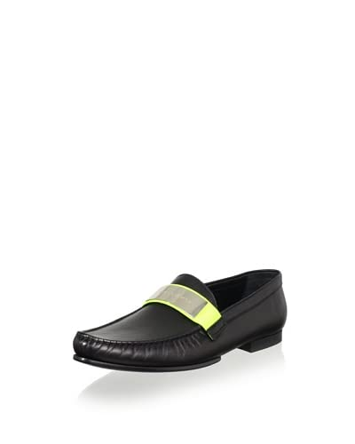 Alessandro Dell Acqua Men's Jeremy Fluorescent Loafer