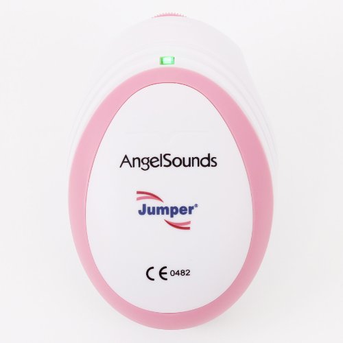 Angelsounds Doppler fetal heart meter 100S mini Japan language instruction with manual manufacturer imported from genuine heart rate monitor