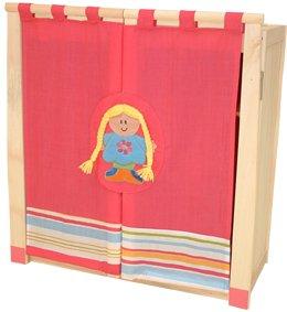 roba 9830 SE-DV - Puppenkleiderschrank Kleine