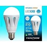 三菱オスラム LED電球 11.2W(全光束:810 lm/昼光色相当)【調光器対応】PARATHOM LDA11D-H/D