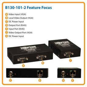 B130-101-2 Feature focus