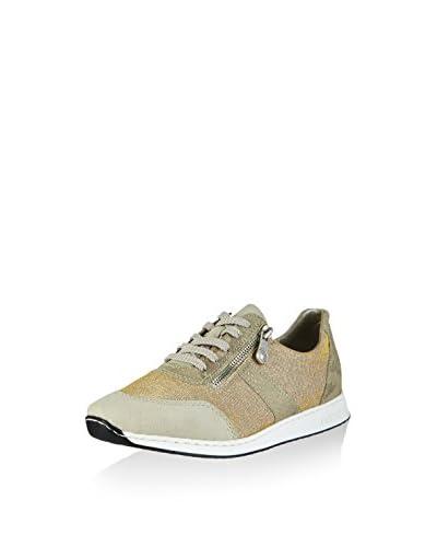 Rieker Sneaker 56011 Women Low-top [Bianco]