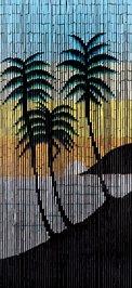 wenko 5123103500 bambus vorhang s dsee klappbar 90 x. Black Bedroom Furniture Sets. Home Design Ideas