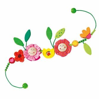 Haba Blossoms Pram Decoration - 1