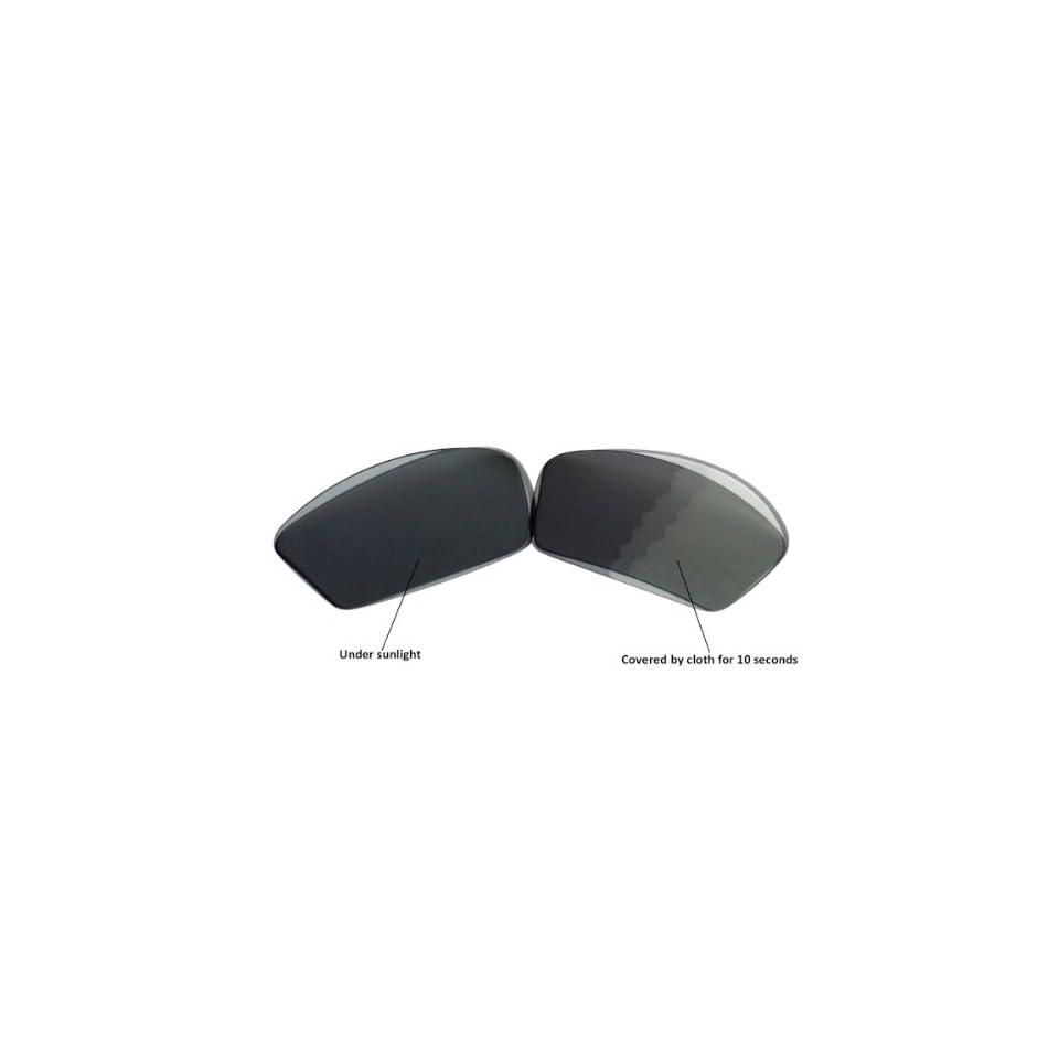 f7700d2f781 New Walleva Polarized Transition Photochromic Lenses For Oakley Square  Whisker