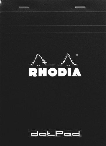 ロディア ドットパッド No.16 ブラック
