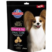 Hill's Science Diet Simple Essentials Oral Care Dog Treats, 7.1 oz