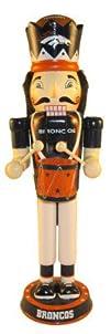 Denver Broncos 14-Inch Drummer Nutcra…
