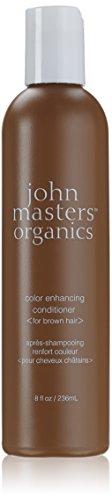 John Masters Organics color enhancing conditioner - for brown hair, 236 ml thumbnail