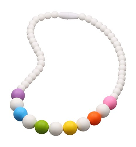 Pavel Chewable Teething Necklace for Teething Babies or Nursing Moms - 1